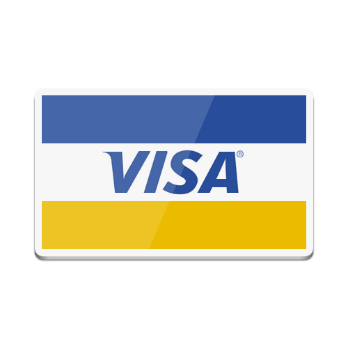 Visa Kreditkarte