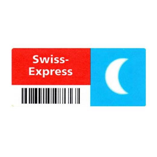 Swiss Express Mond Zuschlag