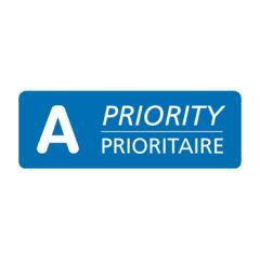 A-Post / Priority Zuschlag
