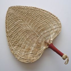 Handfächer Palm Fan 30 cm
