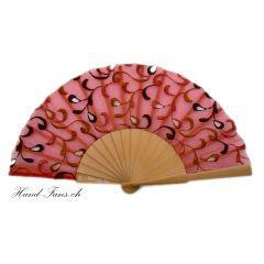 Hand-Fan Legi Chiffon